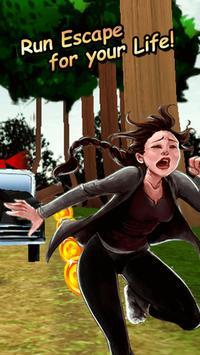 Jungle Scary Run apk screenshot