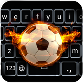 Soccer Extreme Keyboard Themes icon
