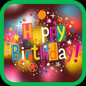 Happy Birthday 2016 icon