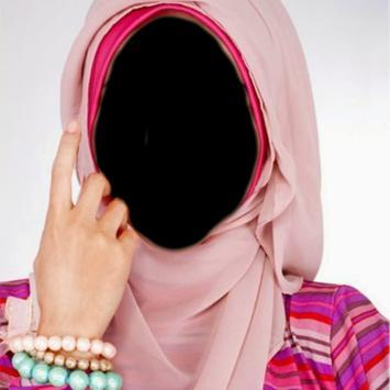 Hijab Fashion Photo Maker poster