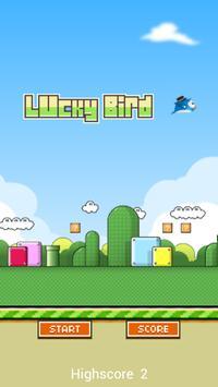 Lucky Bird poster
