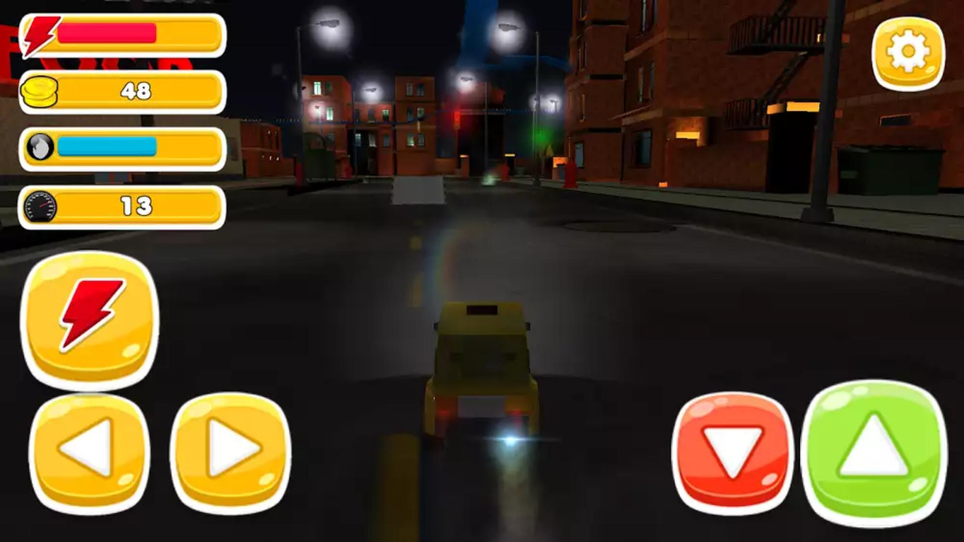 Toon Car Town For Android Apk Download