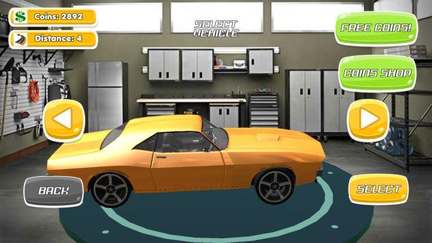 Traffic Racing screenshot 3