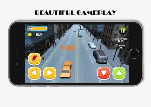 Traffic Racing screenshot 1