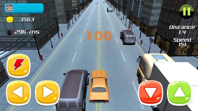 Traffic Racing screenshot 5