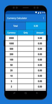 Currency Calculator poster