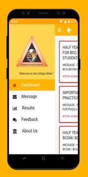 Sai College Bhilai screenshot 1
