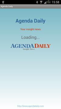 Agenda Daily apk screenshot