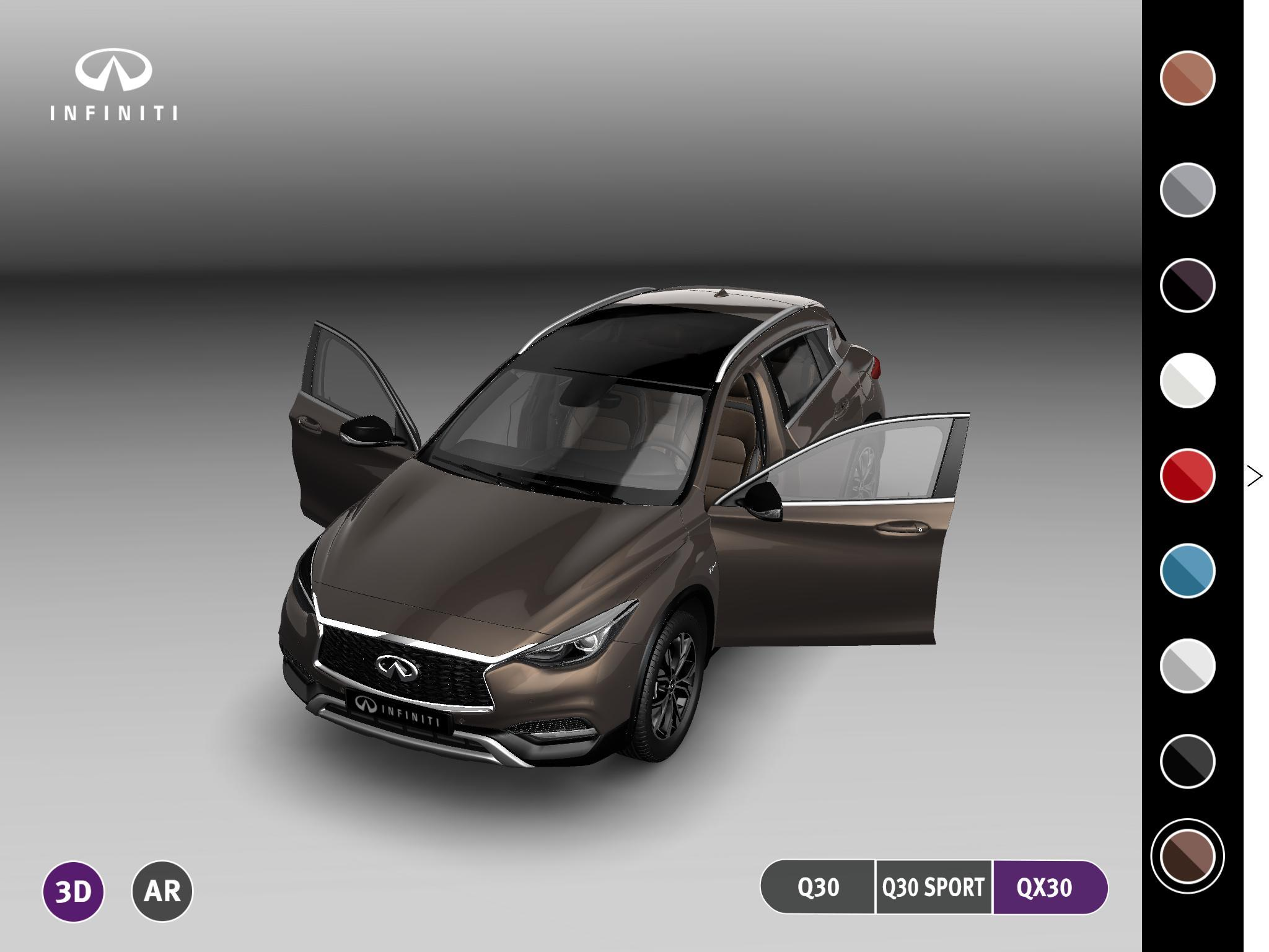 Infiniti Q30/QX30 AR for Android - APK Download