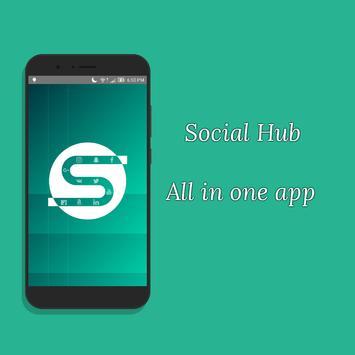 Social Hub poster