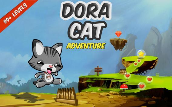 Dorra Cat Adventure poster