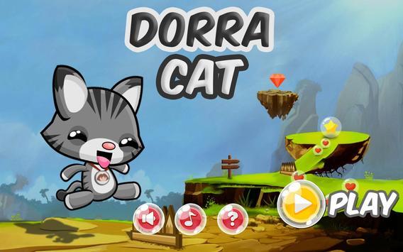 Dorra Cat Adventure screenshot 1