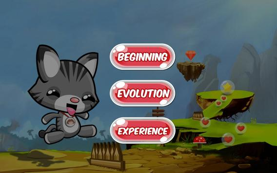Dorra Cat Adventure apk screenshot