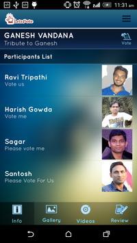 Lets Vote screenshot 3