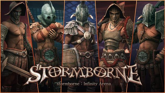 Stormborne2 Cartaz