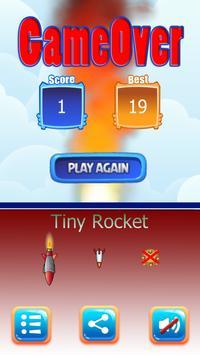 Rocket Dive - Lite Version screenshot 3