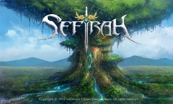 세피라 Sefirah free poster