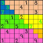 ซุโดกุ ขั้นเทพ - Funny Sudoku icon
