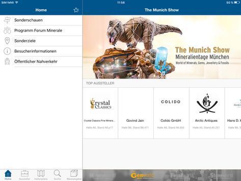 The Munich Show 2016 apk screenshot