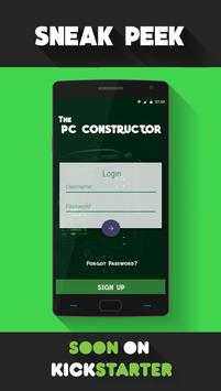 The Pc Constructor Pre-Alpha poster