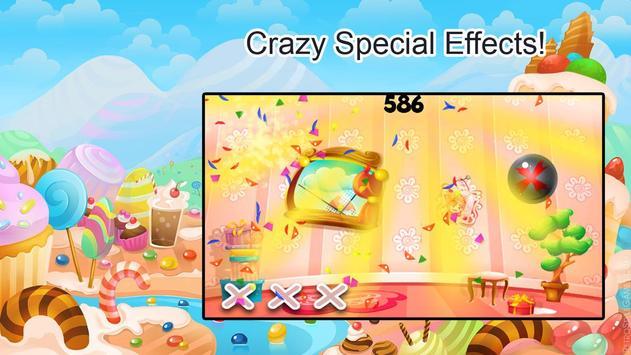 Cartoon Candy Slasher apk screenshot