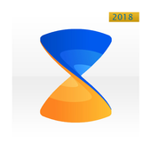 New xender file transfer and share 2018 tips icon