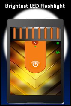 Brightest LED Flashlight Pro screenshot 10