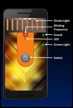 Brightest LED Flashlight Pro screenshot 2