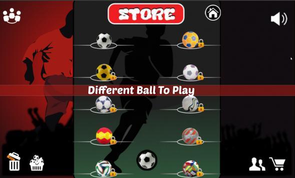 Flying Football apk screenshot