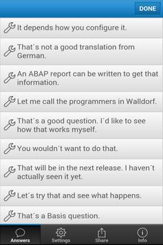 Lazy SAP Consultant screenshot 1