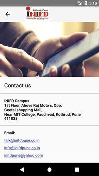 INIFD Pune Kothrud screenshot 4