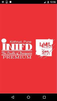 INIFD Pune Kothrud poster