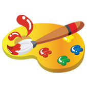 Kids Coloring Zone icon