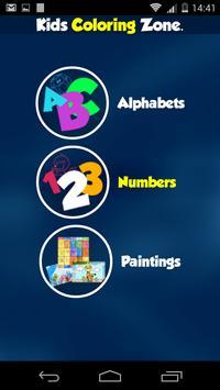 Kids Coloring Zone apk screenshot