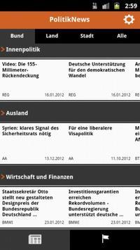 PolitikNews-App apk screenshot