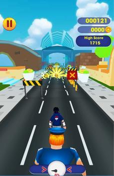 Sasuke Akatsuki Adventure Run screenshot 2