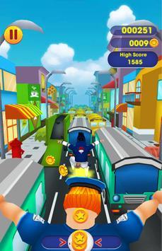 Sasuke Akatsuki Adventure Run screenshot 4