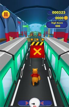 Winnie the Pooh Run Adventure City screenshot 4