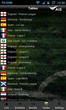 AIS Soccer Live screenshot 3