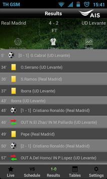 AIS Soccer Live screenshot 6