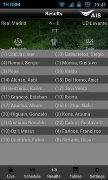 AIS Soccer Live screenshot 7