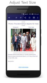 NewsBasket - News In Nigeria poster