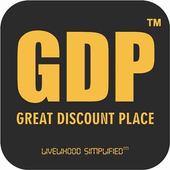 Great Discount Place icon
