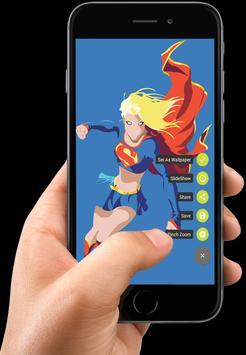 Wallpaper For In Justice HD apk screenshot