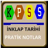KPSS  İnkılap Tarihi icon