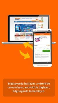 Migros Sanal Market apk screenshot
