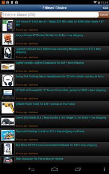InoDeals Daily Deals Shop FREE apk screenshot