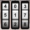 Combination Orbit Door Lock Screen-icoon