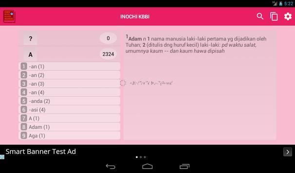 INOCHI KBBI screenshot 4
