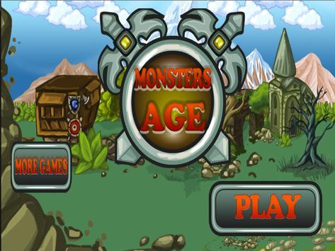 Monster Age apk screenshot
